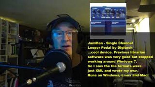 JamMan Looper Manager - How To Install