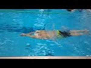 Rob Birdwell Swimming Butterfly